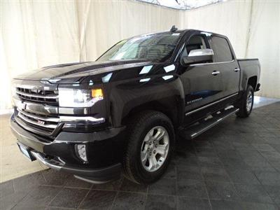 2017 Silverado 1500 Crew Cab 4x4, Pickup #B26972A - photo 5