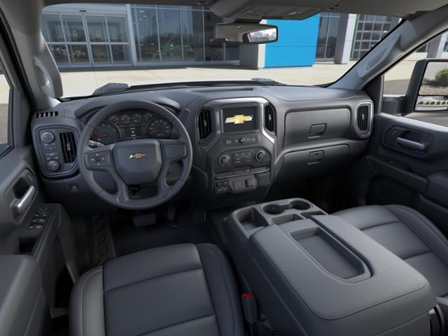 2020 Silverado 2500 Crew Cab 4x4, Pickup #B26999 - photo 10