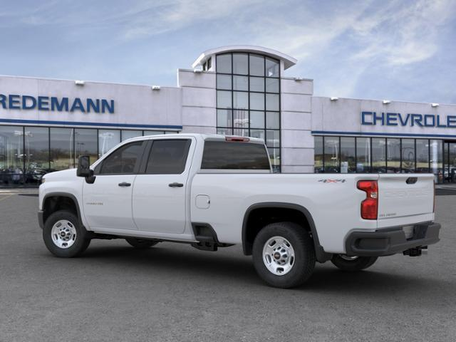 2020 Silverado 2500 Crew Cab 4x4, Pickup #B26999 - photo 4