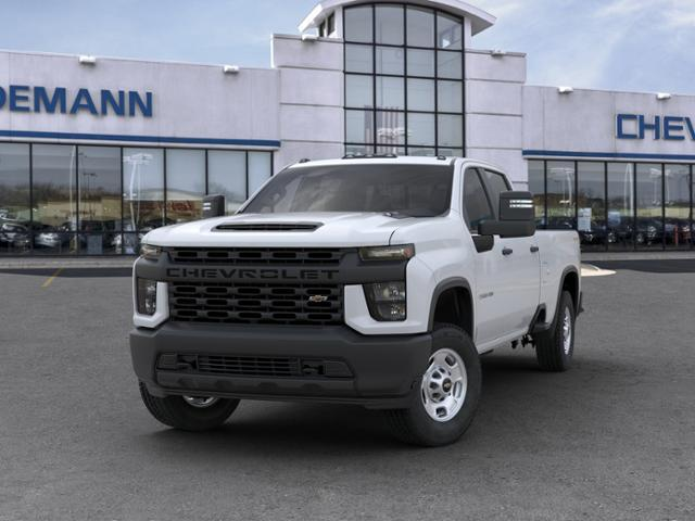 2020 Silverado 2500 Crew Cab 4x4, Pickup #B26999 - photo 6