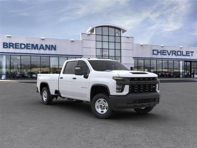 2020 Silverado 2500 Crew Cab 4x4, Pickup #B26999 - photo 1