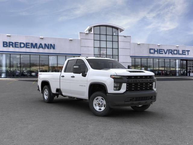 2020 Silverado 2500 Double Cab 4x4, Pickup #B27000 - photo 1