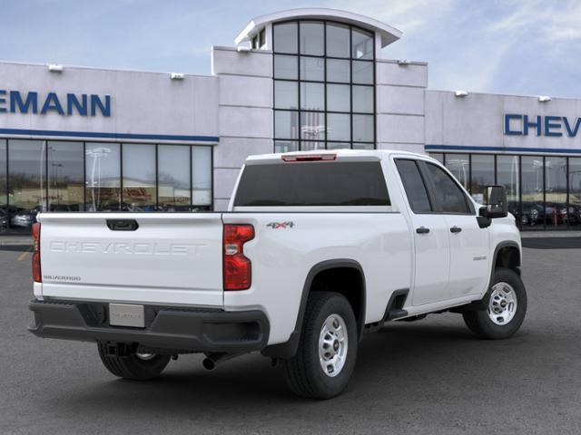 2020 Silverado 2500 Double Cab 4x4, Pickup #B27000 - photo 2