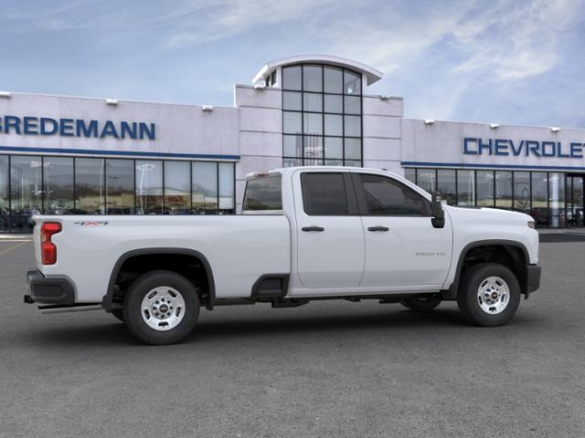 2020 Silverado 2500 Double Cab 4x4, Pickup #B27000 - photo 5