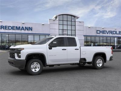 2020 Silverado 2500 Double Cab 4x4, Pickup #B27000 - photo 3