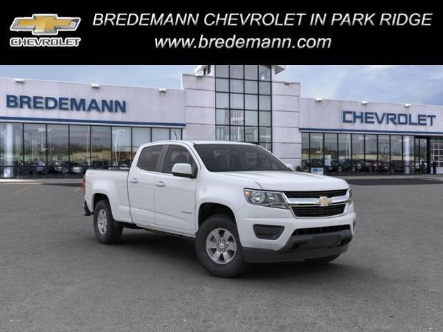 2020 Chevrolet Colorado Crew Cab 4x4, Pickup #B27039 - photo 1