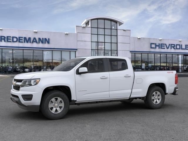 2020 Chevrolet Colorado Crew Cab 4x4, Pickup #B27039 - photo 3