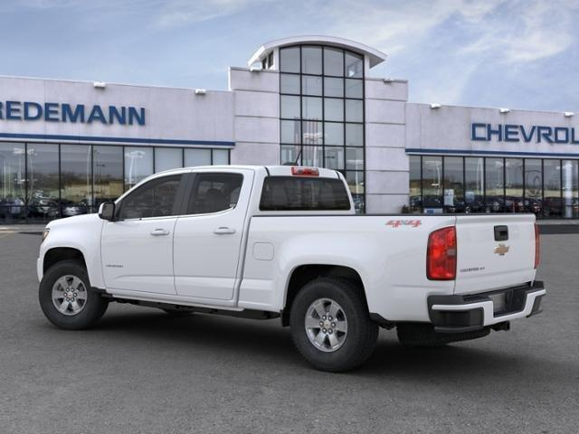 2020 Chevrolet Colorado Crew Cab 4x4, Pickup #B27039 - photo 4