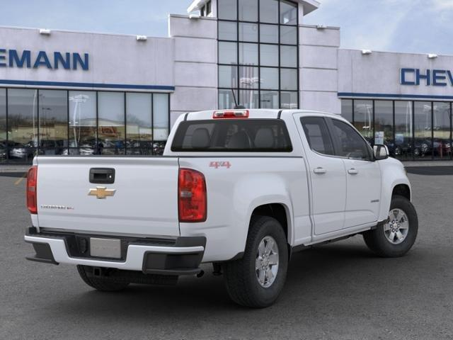 2020 Chevrolet Colorado Crew Cab 4x4, Pickup #B27039 - photo 2