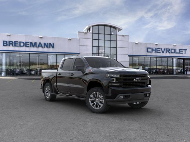 2020 Silverado 1500 Crew Cab 4x4, Pickup #B27041 - photo 1