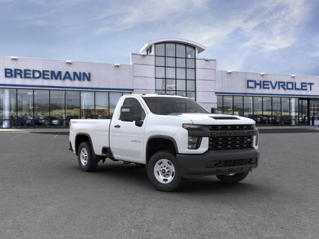 2020 Silverado 2500 Regular Cab 4x4, Pickup #B27082 - photo 3