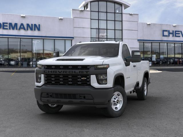 2020 Silverado 2500 Regular Cab 4x4, Pickup #B27082 - photo 6