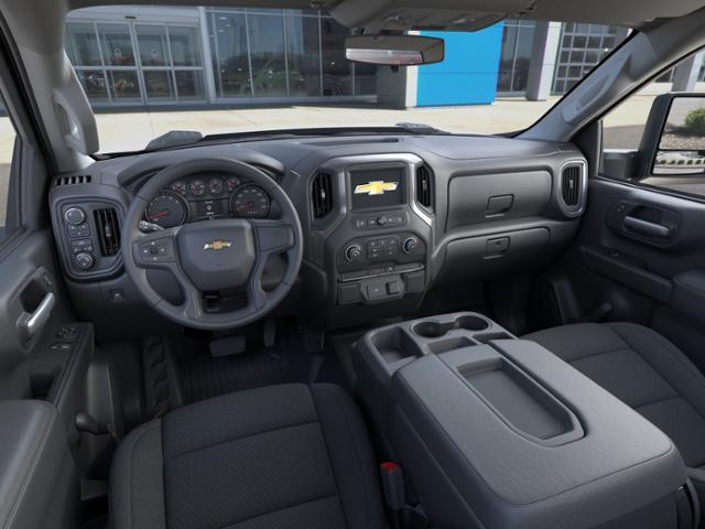 2020 Silverado 2500 Regular Cab 4x4, Pickup #B27086 - photo 10