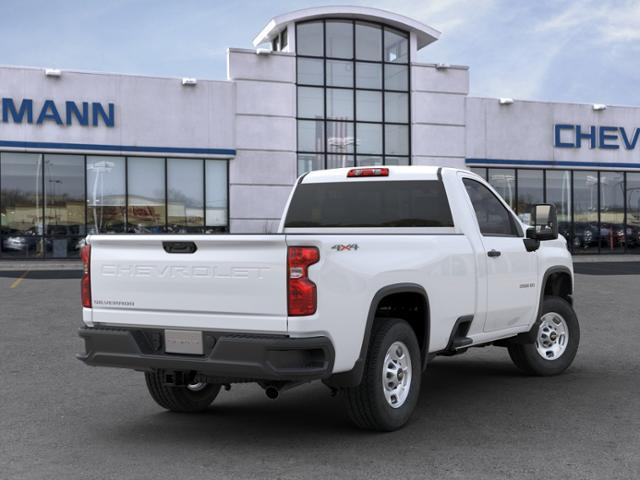 2020 Silverado 2500 Regular Cab 4x4, Pickup #B27086 - photo 2