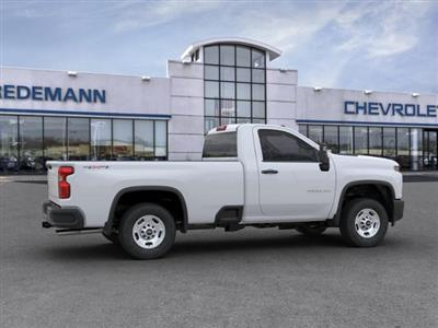 2020 Silverado 2500 Regular Cab 4x4, Pickup #B27086 - photo 5