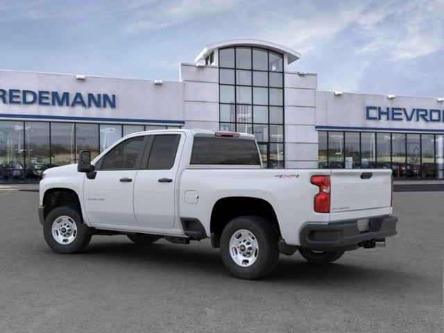 2020 Silverado 2500 Double Cab 4x4, Pickup #B27089 - photo 4