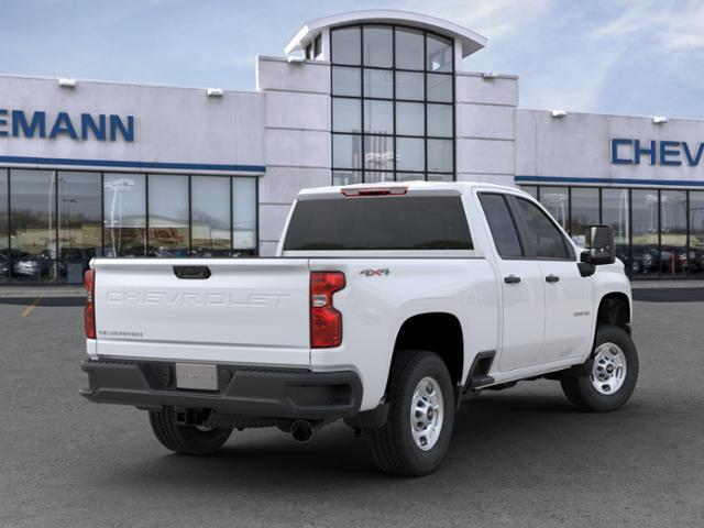 2020 Silverado 2500 Double Cab 4x4, Pickup #B27089 - photo 2