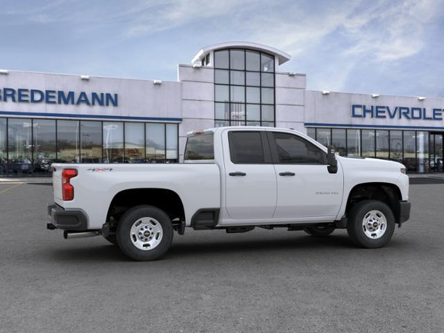 2020 Silverado 2500 Double Cab 4x4, Pickup #B27089 - photo 5