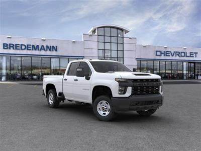 2020 Silverado 2500 Double Cab 4x4, Pickup #B27089 - photo 1