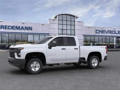 2020 Silverado 2500 Double Cab 4x4, Pickup #B27089 - photo 3