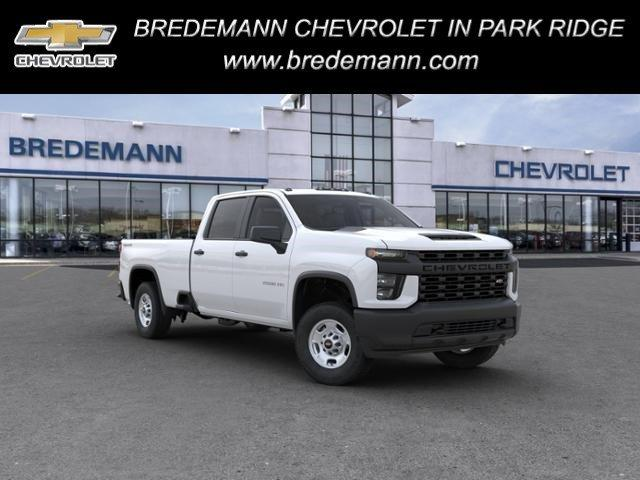 2020 Silverado 2500 Crew Cab 4x4, Pickup #B27110 - photo 1