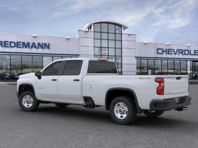 2020 Silverado 2500 Crew Cab 4x4, Pickup #B27110 - photo 4
