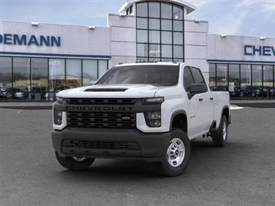 2020 Silverado 2500 Crew Cab 4x4, Pickup #B27110 - photo 6