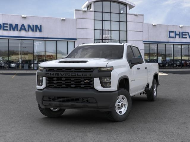 2020 Chevrolet Silverado 2500 Crew Cab 4x4, Pickup #B27116 - photo 6