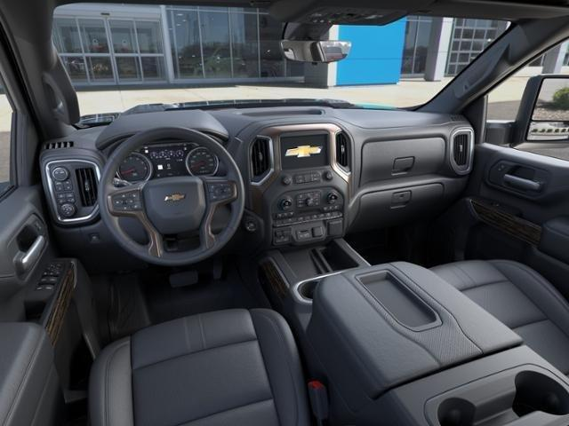 2020 Silverado 2500 Crew Cab 4x4, Pickup #B27117 - photo 10