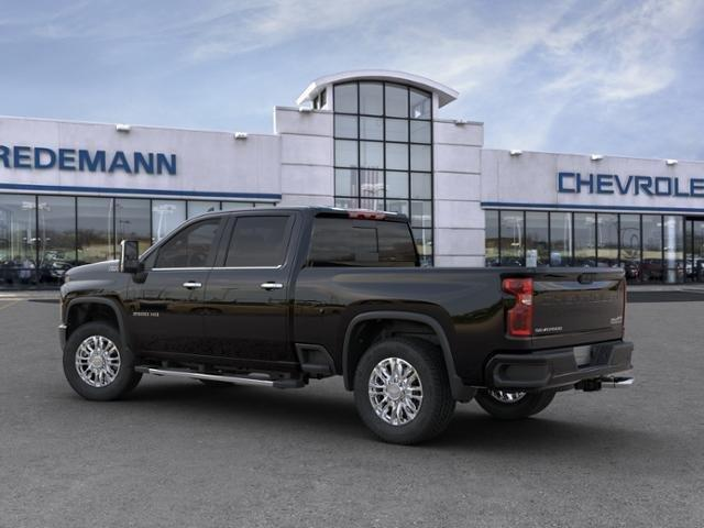 2020 Silverado 2500 Crew Cab 4x4, Pickup #B27117 - photo 4
