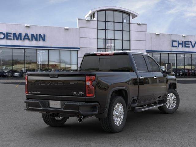 2020 Silverado 2500 Crew Cab 4x4, Pickup #B27117 - photo 2