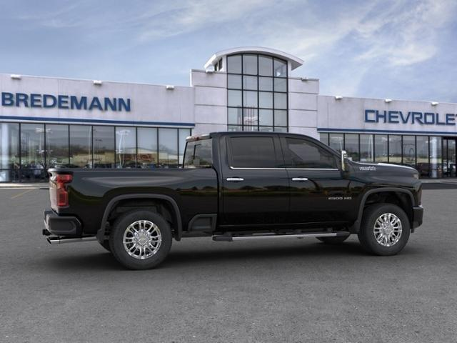 2020 Silverado 2500 Crew Cab 4x4, Pickup #B27117 - photo 5