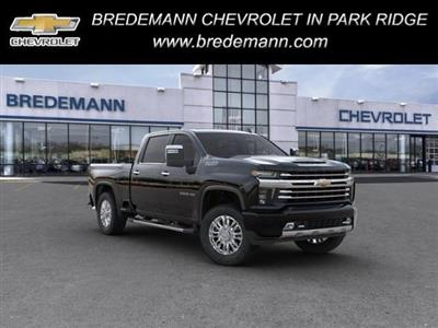 2020 Silverado 2500 Crew Cab 4x4, Pickup #B27117 - photo 1