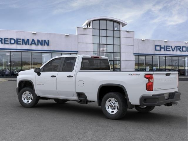 2020 Silverado 2500 Double Cab 4x4, Pickup #B27118 - photo 4