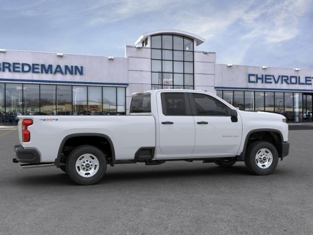 2020 Silverado 2500 Double Cab 4x4, Pickup #B27118 - photo 5