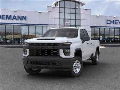 2020 Silverado 2500 Double Cab 4x4, Pickup #B27118 - photo 6
