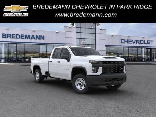 2020 Silverado 2500 Double Cab 4x4, Pickup #B27124 - photo 1
