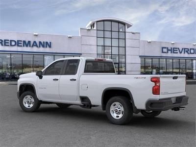 2020 Silverado 2500 Double Cab 4x4, Pickup #B27127 - photo 4