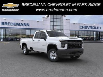 2020 Silverado 2500 Double Cab 4x4, Pickup #B27128 - photo 1