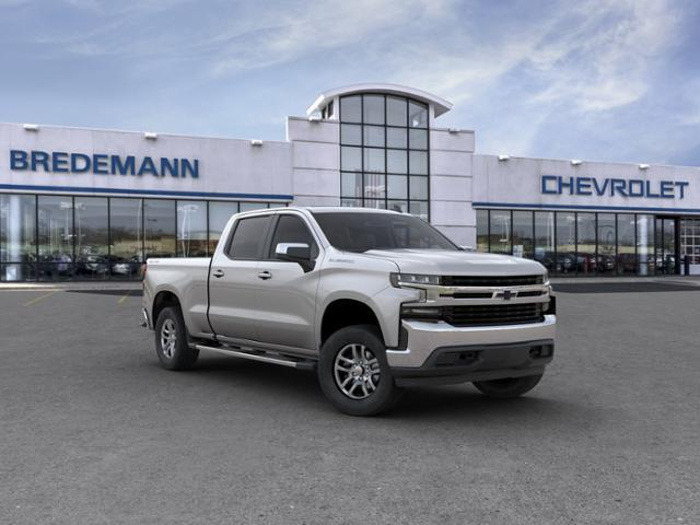 2020 Silverado 1500 Crew Cab 4x4, Pickup #B27152 - photo 3