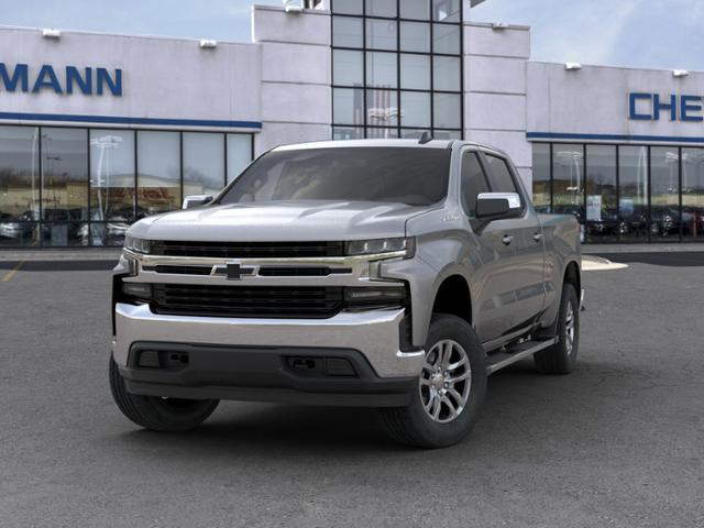 2020 Silverado 1500 Crew Cab 4x4, Pickup #B27152 - photo 6