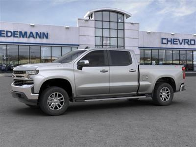 2020 Silverado 1500 Crew Cab 4x4, Pickup #B27152 - photo 1