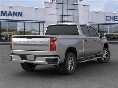 2020 Silverado 1500 Crew Cab 4x4, Pickup #B27152 - photo 4