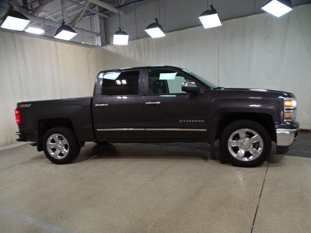 2014 Silverado 1500 Crew Cab 4x4, Pickup #B27188A - photo 4