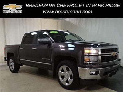 2014 Silverado 1500 Crew Cab 4x4, Pickup #B27188A - photo 1