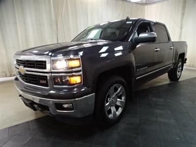 2014 Silverado 1500 Crew Cab 4x4, Pickup #B27188A - photo 5