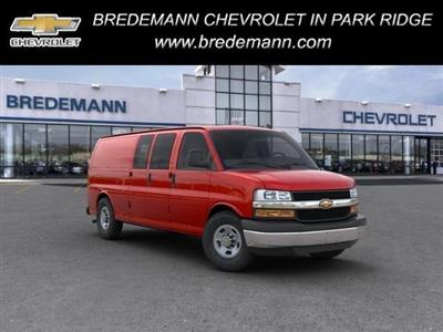 2020 Chevrolet Express 2500 RWD, Empty Cargo Van #B27216 - photo 1
