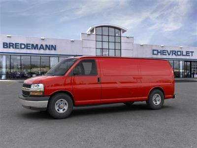 2020 Chevrolet Express 2500 RWD, Empty Cargo Van #B27216 - photo 3
