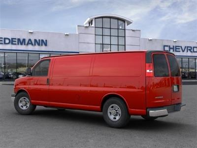2020 Chevrolet Express 2500 RWD, Empty Cargo Van #B27216 - photo 4