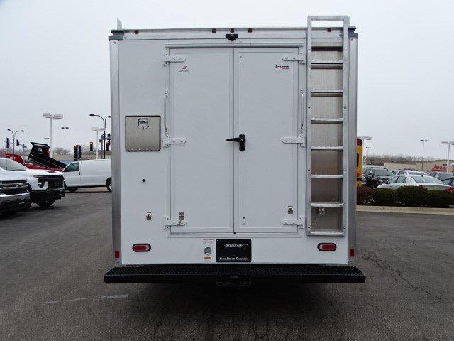2020 Chevrolet Express 3500 RWD, Supreme Spartan Cargo Service Utility Van #B27221 - photo 25